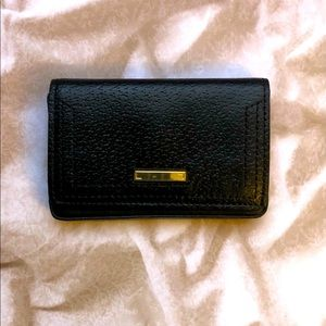 LODIS Leather Card Case with RFID PROTECTION